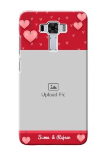 Asus Zenfone 3 Laser Mobile Back Covers: Valentines Day Design