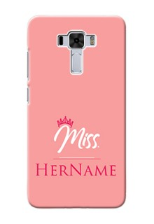 Zenfone 3 Laser Zc551Kl Custom Phone Case Mrs with Name