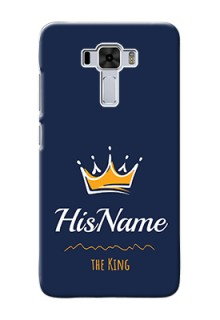 Zenfone 3 Laser Zc551Kl King Phone Case with Name