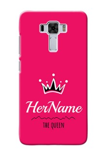 Zenfone 3 Laser Zc551Kl Queen Phone Case with Name