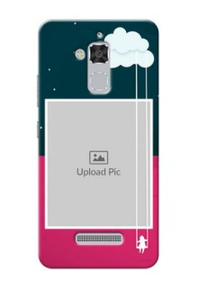 Asus Zenfone 3 Max ZC520TL Cute Girl Abstract Mobile Case Design