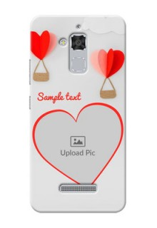 Asus Zenfone 3 Max ZC520TL Love Abstract Mobile Case Design
