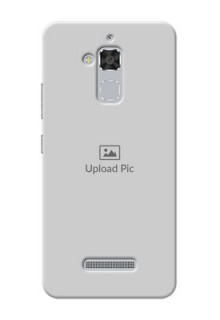 Asus Zenfone 3 Max ZC520TL Full Picture Upload Mobile Back Cover Design