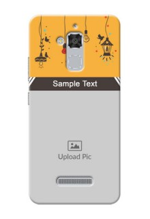 Asus Zenfone 3 Max ZC520TL my family design with hanging icons Design Design