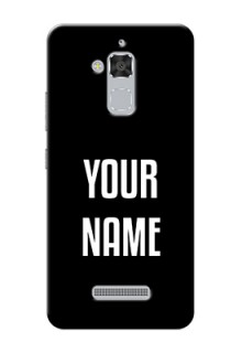 Zenfone 3 Max Zc520Tl Your Name on Phone Case