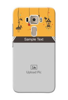 Asus Zenfone 3 ZE520KL my family design with hanging icons Design Design