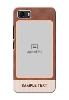 Asus Zenfone 3s Max Phone Covers: Simple Pic Upload Design