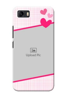 Asus Zenfone 3s Max Personalised Phone Cases: Love Shape Heart Design