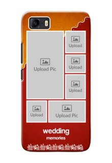 Asus Zenfone 3s Max customized phone cases: Wedding Pic Upload Design