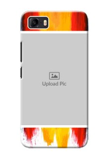 Asus Zenfone 3s Max custom phone covers: Multi Color Design