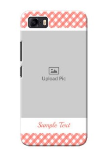 Asus Zenfone 3s Max custom mobile cases: Pink Pattern Design