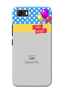 Asus Zenfone 3s Max custom mobile back covers: Happy Birthday Design