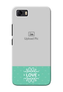 Asus Zenfone 3s Max mobile cases online: Lovers Picture Design