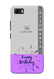 Asus Zenfone 3s Max Personalized Phone Cases: Birthday Icons Design