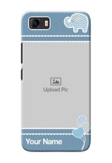 Asus Zenfone 3s Max Custom Phone Covers with Kids Pattern Design