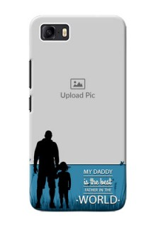 Asus Zenfone 3s Max Personalized Mobile Covers: best dad design