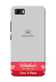 Asus Zenfone 3s Max Mobile Back Covers: Valentines Day Design
