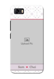 Asus Zenfone 3s Max Phone Cases with Photo and Ethnic Design