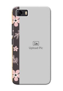 Asus Zenfone 3s Max mobile cases online: Stylish Floral Design