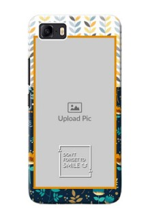 Asus Zenfone 3s Max personalised phone covers: Pattern Design