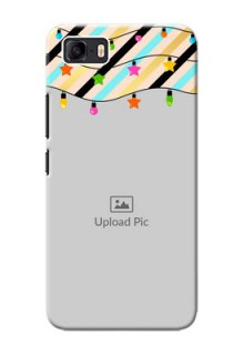 Asus Zenfone 3s Max Personalized Mobile Covers: Lights Hanging Design