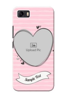 Asus Zenfone 3s Max custom mobile phone covers: Vintage Heart Design