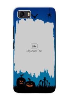 Asus Zenfone 3s Max mobile cases online with pro Halloween design