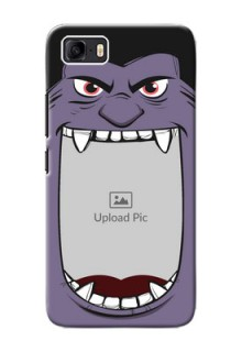Asus Zenfone 3s Max Personalised Phone Covers: Angry Monster Design