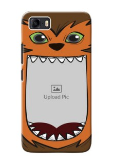 Asus Zenfone 3s Max Phone Covers: Owl Monster Back Case Design