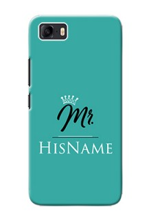 Zenfone 3S Max Zc521Tl Custom Phone Case Mr with Name