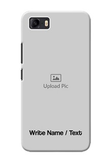 Zenfone 3S Max Zc521Tl Mobile Cover: Photo with Text