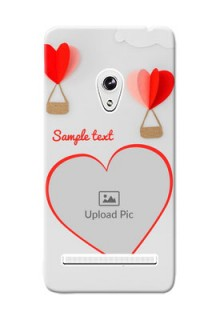 Asus ZenFone 5 Love Abstract Mobile Case Design
