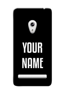 Zenfone 5 Your Name on Phone Case