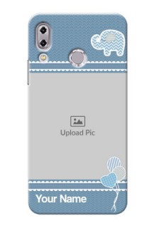 Asus Zenfone 5Z ZS620KL kids icons with  simple pattern Design