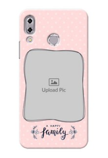 Asus Zenfone 5Z ZS620KL A happy family with polka dots Design