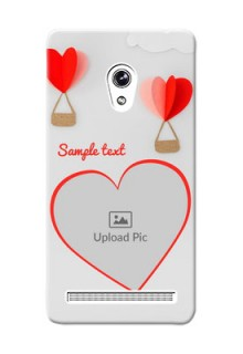 Asus ZenFone 6 Love Abstract Mobile Case Design