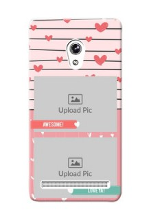 Asus ZenFone 6 2 image holder with hearts Design