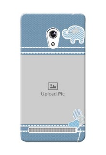 Asus ZenFone 6 kids design icons with  simple pattern Design Design