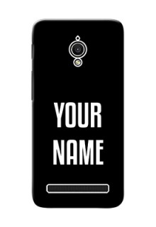 Zenfone Go Zc500Tg Your Name on Phone Case