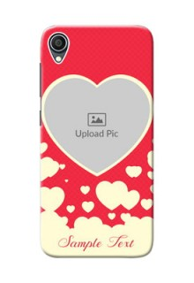 Zenfone Lite L1 Phone Cases: Love Symbols Phone Cover Design