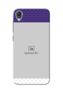Zenfone Lite L1 mobile phone cases: Violet Pattern Design