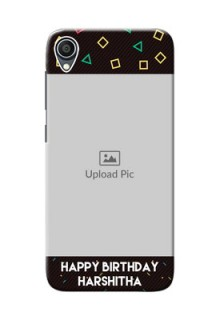 Zenfone Lite L1 custom mobile cases with confetti birthday design