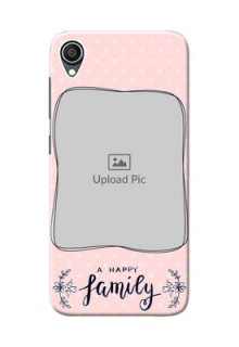 Zenfone Lite L1 Personalized Phone Cases: Family with Dots Design