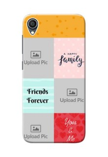 Zenfone Lite L1 Customized Phone Cases: Images with Quotes Design