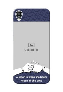 Zenfone Lite L1 Mobile Covers Online with Best Friends Design