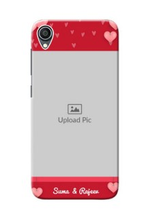 Zenfone Lite L1 Mobile Back Covers: Valentines Day Design