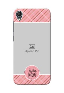 Zenfone Lite L1 Mobile Covers Online: Together Forever Design
