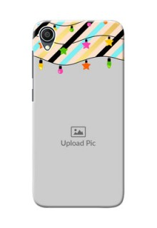 Zenfone Lite L1 Personalized Mobile Covers: Lights Hanging Design