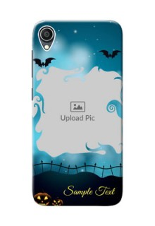 Zenfone Lite L1 Personalised Phone Cases: Halloween frame design