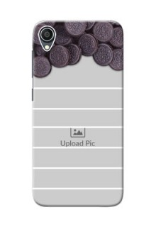Zenfone Lite L1 Custom Mobile Covers with Oreo Biscuit Design